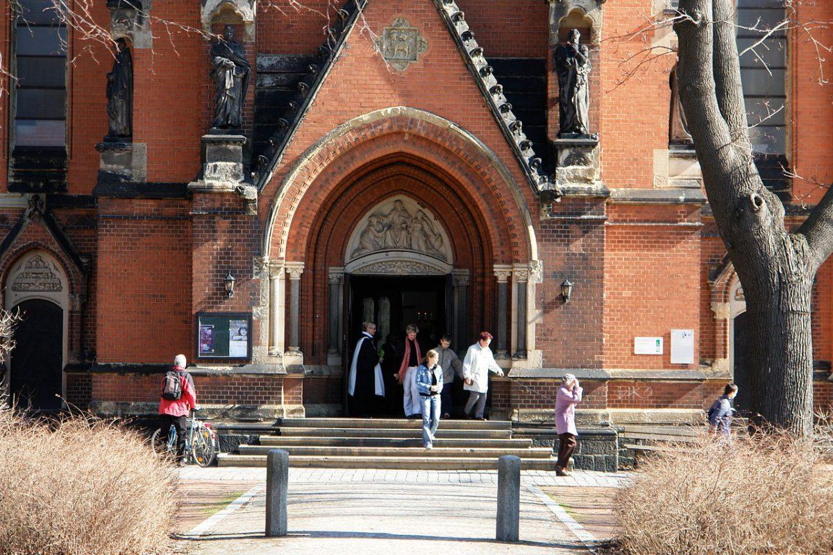 Maria Martha Kirche Bautzen